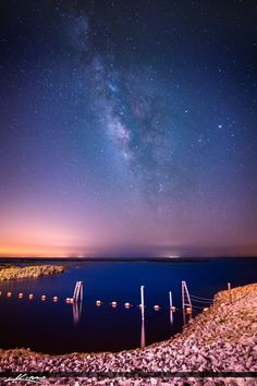 Milkyway Over Lake Okeechobee Florida