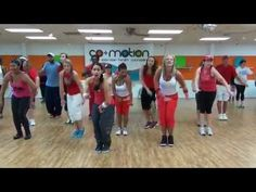 """""""Problem"""" by Arianna Grande ft Iggy - Choreo by Kelsi for Dance Fitness - YouTube. Great choreography, but the music comes and goes."""