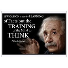 Albert Einstein Education Poster for Home Library Classroom or Office – Young N' Refined Citations D'albert Einstein, Citation Einstein, Faith Quotes, Wisdom Quotes, Quotes To Live By, Life Quotes, Strength Quotes, Deep Quotes, Quotes Quotes
