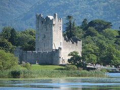 Ahhh...my favorite place on earth...Killarney, Ireland.  Fell in love, miss it so.