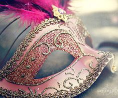 idk why but I love mascarade masks. One day I will have a masquerade party!