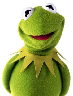 Kermit the Frog is a damn wimp.  But we all love him, and I'm sure he has a refrigerator full of cheap beer.  And he keeps Elmo's head in the crisper.