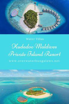 Maldives Water Villa, Overwater Bungalows, Resort Villa, Island Nations, Honeymoons, Island Resort, Resorts, Vacation, Adventure
