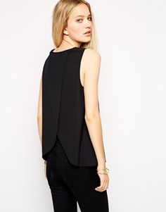 Supertrash Top with Open Back Detail