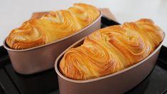 手撕千层面包   最简单的配方   重点写在视频下方简介栏   Puff Pastry Butter Bread Loaf Puerto Rican Bread Recipe, Japanese Pastries, Bread Recipes, Cooking Recipes, Bread Kitchen, Butter, Puff Pastry Recipes, Bread And Pastries, Artisan Bread