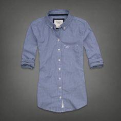 Abercrombie  Jaden Shirt