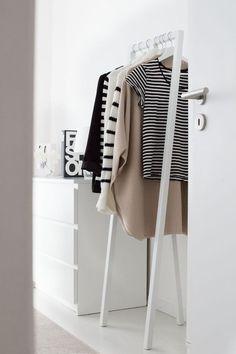 För använda kläder