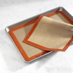 Cookies bake so much more evenly with these nonstick silicone baking mats that I was a convert after the first try.