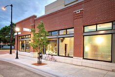 Outside view of Mint Dental Studio, Bozeman, MT.