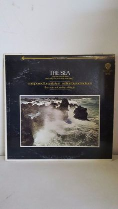 THE SEA San Sebastian Strings Anita Kerr Rod McKuen 1968 LP Vinyl Record WS 1670 #AvantgardeFreeJazzVocalJazz