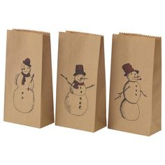 Visit IKEA online to browse our range of stationery & paper shop including gifts and desk stationery. Christmas Present Wrap, Christmas Gift Bags, Merry Little Christmas, Christmas Wrapping, All Things Christmas, Christmas Time, Paper Gift Box, Gift Wrapping Paper, Wrapping Ideas