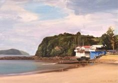 KAB Gallery | Terrigal Haven - John Earle Available at KAB Gallery or via the website www.kabgallery.com.au  Worldwide delivery