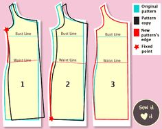 Sewing Pattern  Fitting and Alteration