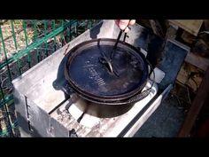 Cola Hähnchen aus dem 10er Dutch Oven - YouTube
