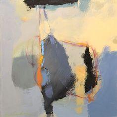 Isla I / acrylic / Tony Saladino