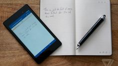 The Livescribe 3 smartpen finally works with Android devices