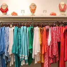 Photo: On the Racks: Bright, luscious Summer staples by Escapada.
