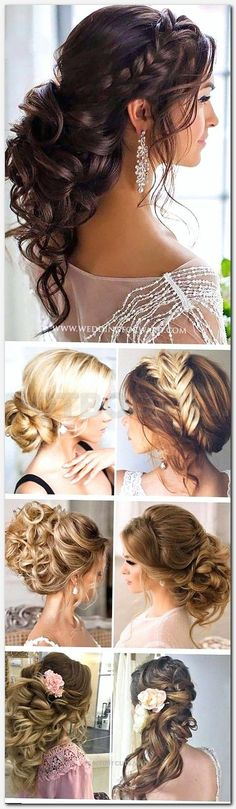 Terrific hairstyles TOP 20 Wedding Hairstyles You'll Love for 2017 Trends  The post  hairstyles TOP 20 Wedding Hairstyles You'll Love for 2017 Trends…  appeared first on  Iser Haircuts ..