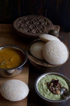 idli recipe - how to make soft idlis (step by step idli recipe)