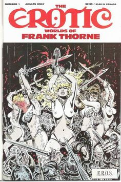 Erotic Comics Lambiek Comics History