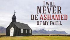 I'm a Christian and I'm proud :)