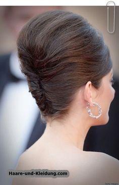 Hochsteckfrisur Frisuren für Kurzes Haar