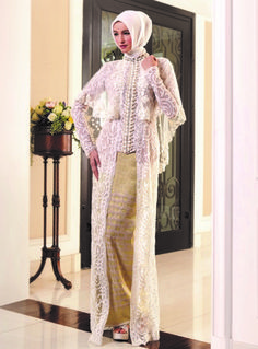 Baju-Kebaya-Modern-Untuk-Pengantin.jpg (407×551)