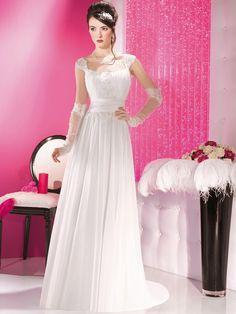 Brautkleider im unteren Preissegment | miss solution Bildergalerie - Modell: JFY 145-39 by JUST FOR YOU