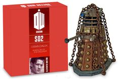 Dr Who Figurine Collection Rare Dalek #2