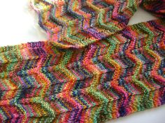 My Top 5 Free Scarf Patterns