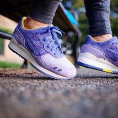 Sneakers femme - Asics Gel Lyte III - ©sneakypixels