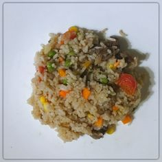 Creative Cooking: Arroz com Carne (Rice and Meat)