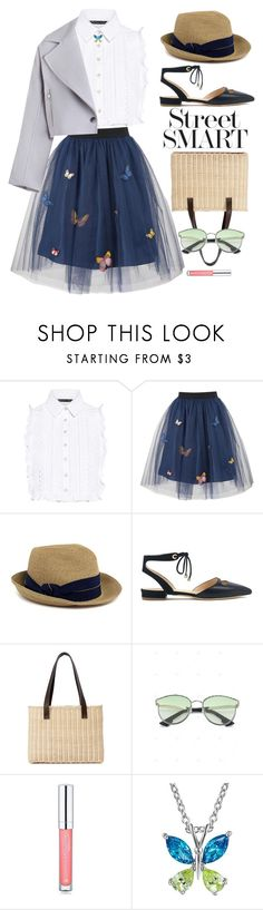 """""""Street Smart"""" by ivansyd ❤ liked on Polyvore featuring Marissa Webb, George J. Love, Eugenia Kim, Finders Keepers, Hat Attack, Forever 21 and Zimmermann"""