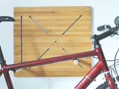 ob unten ... #fahrrad #wandhalterung #fahrradregal #bikeshelf