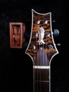 carved guitar headplate acoustic - Sök på Google