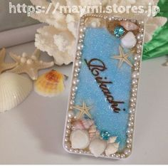 【SALE】5%OFF!!!!shell&starfish case | maymi