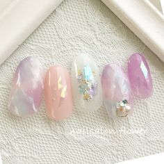 Cute nail designs choosing the best tips for your sum Funky Nail Designs, Gel Nail Art Designs, Bridal Nails, Wedding Nails, Cute Nails, Pretty Nails, Nail Time, Shellac Nails, Manicures