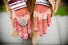 Photo courtesy of Ruchi Rani Rikhi  mehendi by www.MagicalMehend...,  Seattle, WA