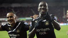 Stoke 1 - 3 Newcastle