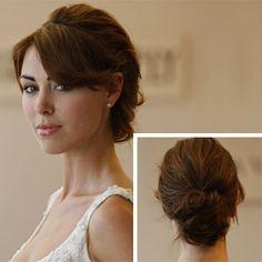 Sunny Delights : Wedding Hairstyle Gallery : Brides