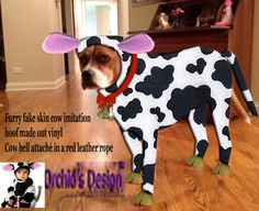 Halloween dog costumes Special order custom made dog by SewingArt, $60.00