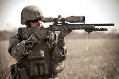 Sniper….