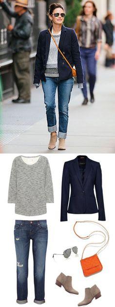Steal Her Style  Rachel Bilson  delightfullychicfall  rachelbilson  rachel   bilson  boots b1916f54ec60d