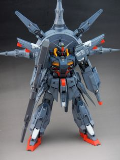 GUNDAM GUY: 1/100 Providence Gundam - Painted Build