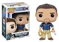 Pop! Games: Uncharted - Nathan Drake