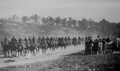 13th light horsemen 1918