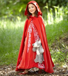 Princess Red Riding Hood Child Costume | Buy Online | Costumes New Zealand