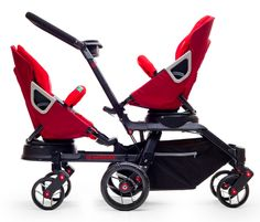 Orbit Introduces Double Stroller: Orbit Baby Double Helix | The Shopping Mama
