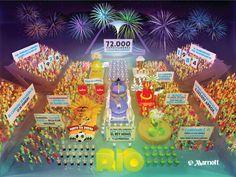 El carnaval de Río de Janeiro es una manifestación del espíritu de la samba; un desfile lleno de colores, luces, alegría y baile…mucho baile. No te pierdas de nada en este increíble evento, con nuestra infografía, en donde podrás encontrar la información más importante al momento de planear tus vacaciones en Rio de Janeiro y vivir su carnaval. #Rio #RiodeJaneiro #Carnaval #Samba #Sambódromo #Brasil #Vacaciones #HotelesMarriott #Marriott #Infografía