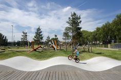 Drapers Field / Leyton Open Spaces